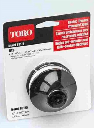 Toro 88175 Replacement Spool For 10'' To 15'' Trimmers