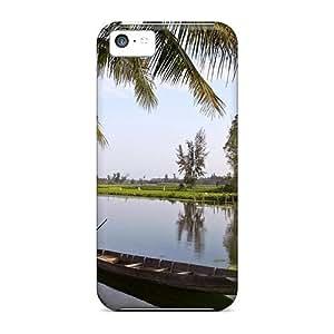 Zheng caseDaMMeke Iphone 5c Hybrid Tpu Case Cover Silicon Bumper Boat Near Hoi An Vietnam