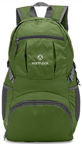 Adventure Backpack (Green) - 5