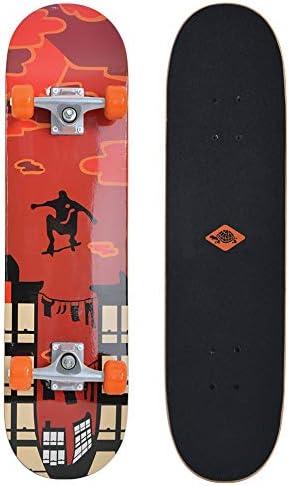 Schildkröt Skateboard Kicker 31, Komplett-Board mit tollen Features für Einsteiger kaufen