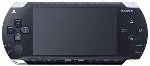 PSP「プレイステーション・ポータブル」 (PSP-1000)