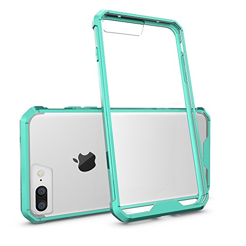tnp-iphone-7-plus-case-mint-green-air-hybrid-protective-case-ultra-slim-clear-pc-back-panel-tpu-bump