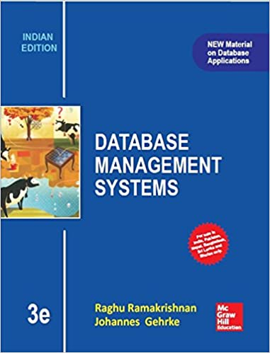 Database Management Systems By Raghu Ramakrishnan And Johannes Gehrke Ebook