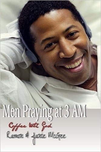 Men Praying At 3 AM
