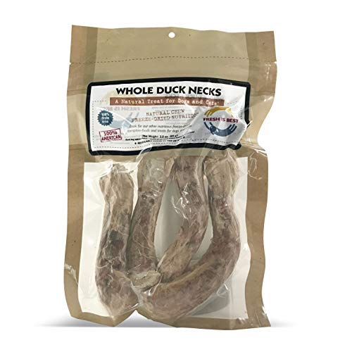 Fresh Is Best Freeze Dried Raw Duck Treats, Dog & Cat Treats