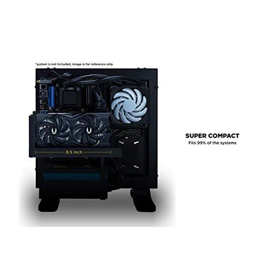 ZOTAC Gaming GeForce GTX 1660 6GB GDDR5 192-bit Gaming Graphics Card, Super Compact, ZT-T16600K-10M 41QGdS2PARL. SS555