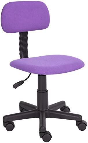 HC Purple Homycasa VC Yanyan Fabric Computer Chair