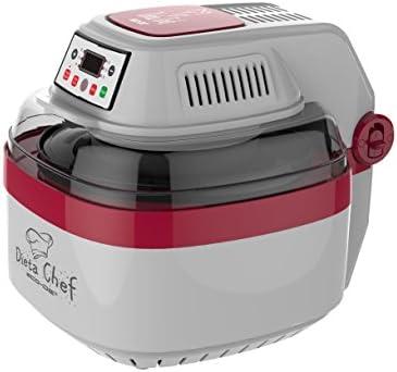 ECO-DE Robot de Cocina con 7 Accesorios, 8 litros Dieta Chef ...