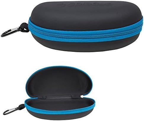 Waterproof Sunglasses Eyeglasses Case Zippered product image