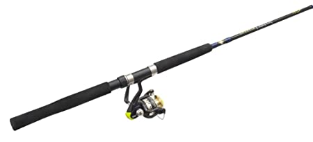 Zebco CRFUL S122L Spin Fishing Rod and Reel Combo