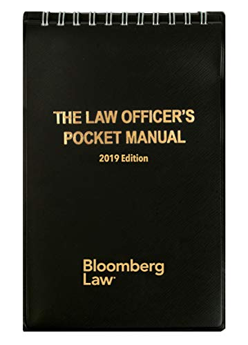 Law Officer's Pocket Manual: 2019