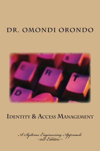 Platform Access - Identity & Access Management: A Systems Engineering Approach