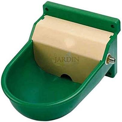 Suinga Bebedero AUTOMATICO para Caballos 23x30x19 cm. Trabaja con Nivel Constante de Agua Que Puede ser regulado Mediante su válvula de Alta presión.