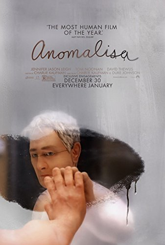 Anomalisa 11x17 Inch Promo Movie Poster Charlie Kaufman