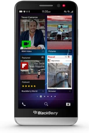 Z30 Blackberry Z30 Smartphone 5 Zoll Schwarz Elektronik