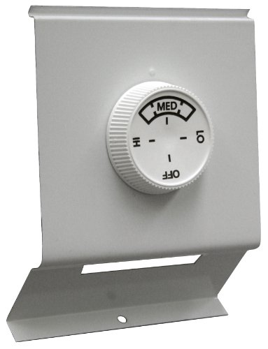 Fahrenheat FTA2A DOUBLE POLE THERMOSTAT, White