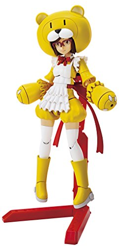 Fighters Girls Figure (Bandai Hobby Hgbf 1/144 Chinagguy Build Fighters Model Kit Figure)