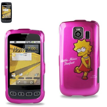 Reiko 2dpc-lgls670-s159 Coque de protection pour LG Optimus S Ls670