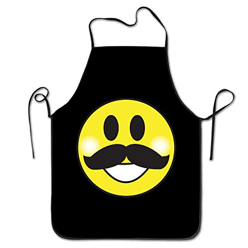 Could You Add Smiley Faces Cool Apron Kitchen - Aprons Face Smiley