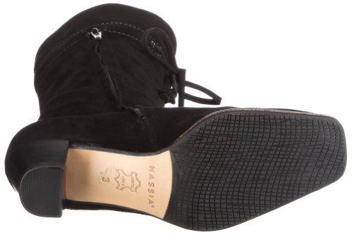 Hassia Milano, Long H 2-306552 Stivali Da Donna Nero / Nero
