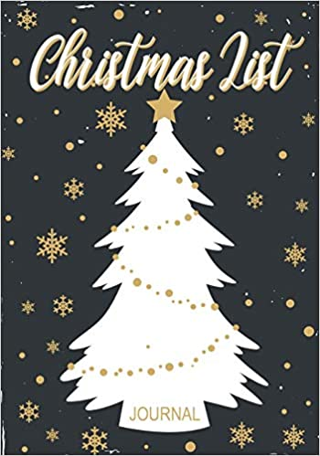 Amazon Com Christmas List Journal Christmas Notebook With Checklist Boxes And Lines 109 Pages 7 10 Journal Entries For Your Creative Ideas And Adventures 9781699682739 Kech Omi Christmas Books
