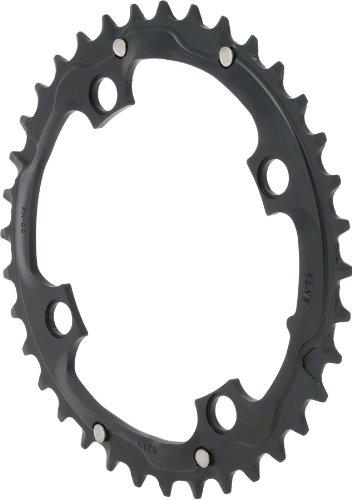 - Truvativ Aluminum Chainring, Black, 36Tx104mm