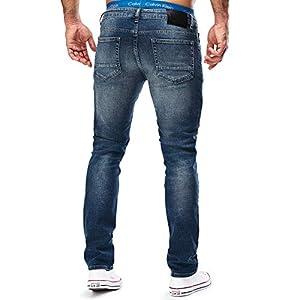 41QGhLxrzLL. SS300  - MERISH-Jeans-Herren-Slim-Fit-Jeanshose-Stretch-Designer-Hose-Denim