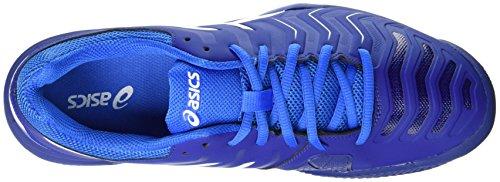 Asics Gel-Challenger 11 Clay, Scarpe da Tennis Uomo Blu (Limoges/White/Directoire Blue)
