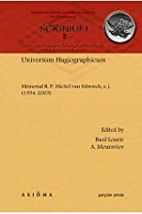 Universum Hagiographicum (Scrinium: Revue De Patrologie, D'hagiographie Critique Et D'histoire Ecclésiastique) (Russian, English, French and Italian Edition) Hardcover