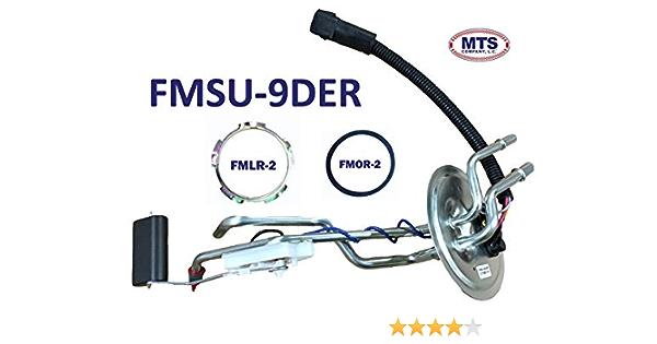 MTS Company FMSU-7DER Diesel Fuel Sending Unit Rear Tank