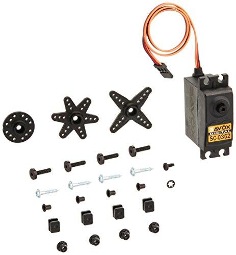 Savox SC-0352 Standard Size Budget Digital - Gear Airtronics Servo