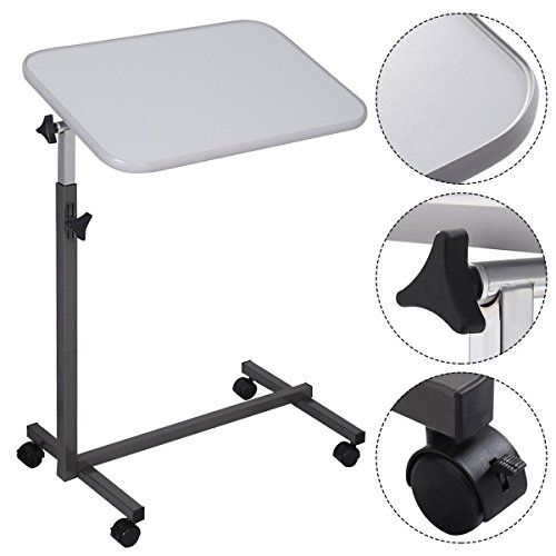 overbed tray table - 8