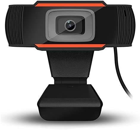 🥇 Amazan Cámara Web Full HD 1080P con micrófono
