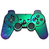 Cute Pixies with Butterflies Design Print Image PS3 Dual Shock wireless controller Vinyl Decal Sticker Skin by Trendy Accessories