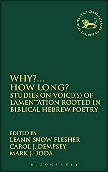 Book Why?... How Long?: Studies on Voice(s) of Lamentation Rooted in Biblical Hebrew Poetry (The Library of Hebrew Bible/Old Testament Studies)