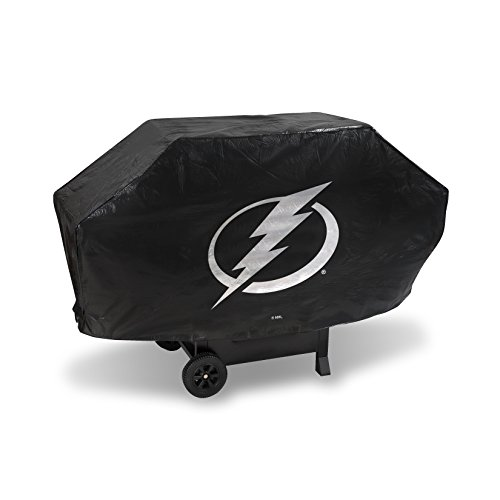 NHL Tampa Bay Lightning Vinyl Padded Deluxe Grill Cover