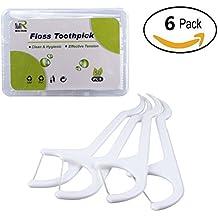 Floss Sticks, Dental Floss Picks Toothpick Floss for Adult Kids 300 Count