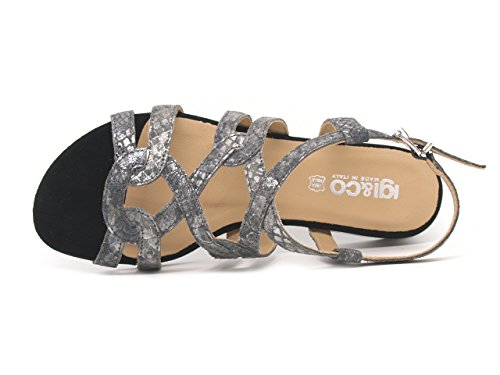 silver Sandals Fashion silver amp;Co Women's Igi aqtxEwSEI