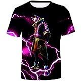 Creative 3D Print Fortnite games T-Shirt men tops casual short sleeve SIZE M