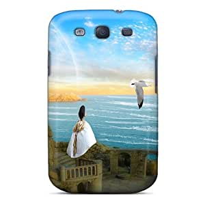 High Quality Shock Absorbing Case For Galaxy S3-broken Promises