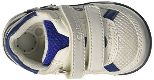 Chicco Baby Jungen Gufo Sneaker Elfenbein (Bianco)