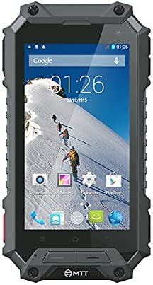 M.T.T. Smart MAX 4G LTE 11,4 cm (4.5