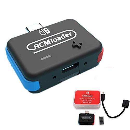 Cochanvie Cambie Las Cargas útiles RCM Jig Injector, Portable Dongle SX OS Disponible para Nintendo Switch RCM NS Conector...