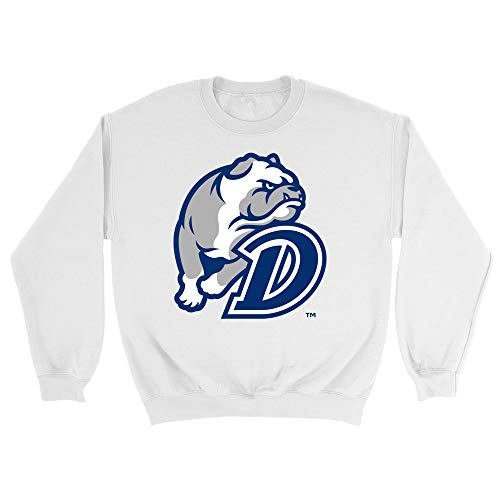 Official NCAA Drake University Bulldogs - PPDRU02, G.A.18000, WHT, S