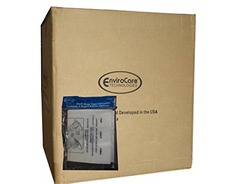 1/2 Case (25) ShopVac 1 Gallon Wet/Dry Shop Vac Vacuum Bags with Elastic Retainer 90101, 90107 -