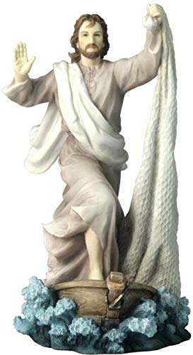 Veronese Collection Jesus The Fisherman 9 Inch -