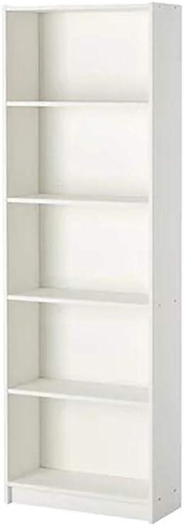 SIU Estantería Blanca 60 x 180 cm: Amazon.es: Hogar