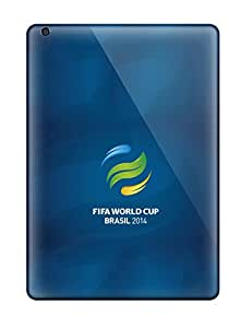 CaseyKBrown Perfect Tpu Case For Ipad Air/ Anti-scratch Protector Case (fifa World Cup Brasil 2014 Logo Iphone 5)