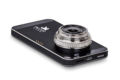 Falcon Zero Touch PRO HD Dash Cam [TOUCH SCREEN] 1080p 24/7 Surveillance, Multi Vehicle Use, 32 GB SD Card Included by Falcon Zero (Image #5)