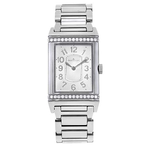 (Jaeger LeCoultre Grande Reverso Mechanical-Hand-Wind Female Watch Q3208121 (Certified Pre-Owned))